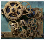 工业机械配件图纸
